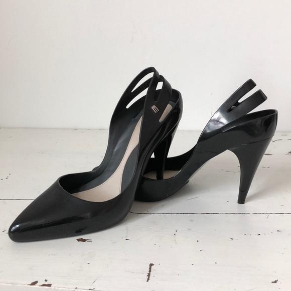 37f6b912a931 Melissa classic heel AD